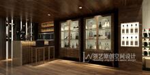 【原创】商业空间——酒庄空间