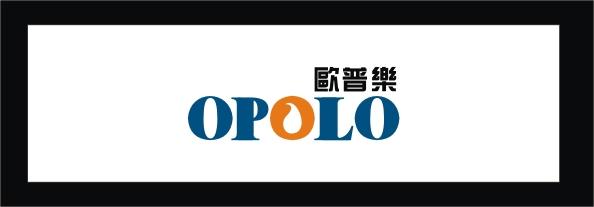 欧普乐*(opolo) 品牌润滑油 logo设计及修缮名片图片