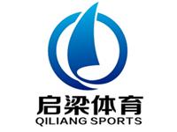 启梁体育公司logo设计