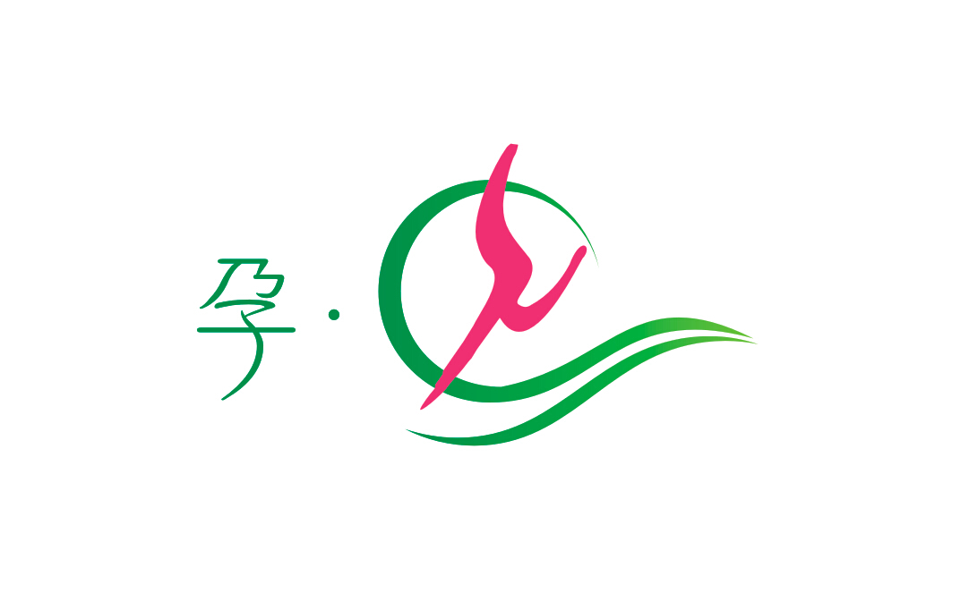 女性运动公司logo设计