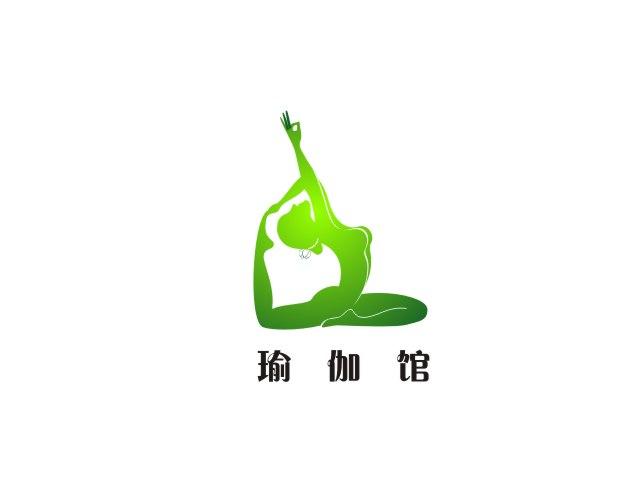 禅熙瑜伽标志矢量图大图