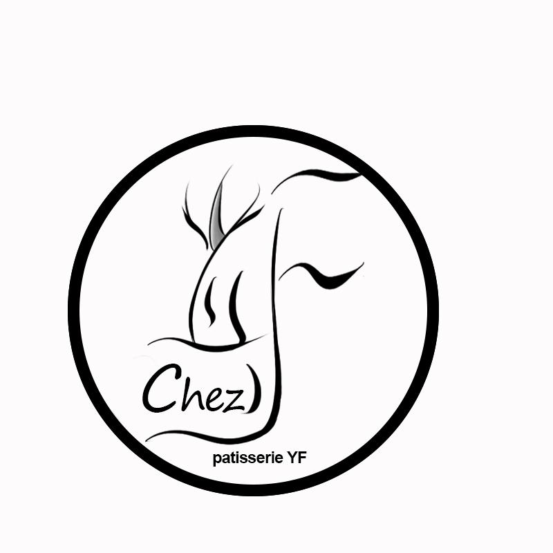 西式甜品店的logo设计图片
