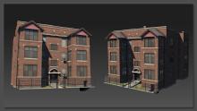 威客服务:[50671] 建筑模型
