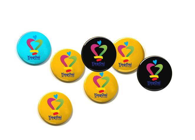 幼儿园logo_太极石品牌设计案例展示