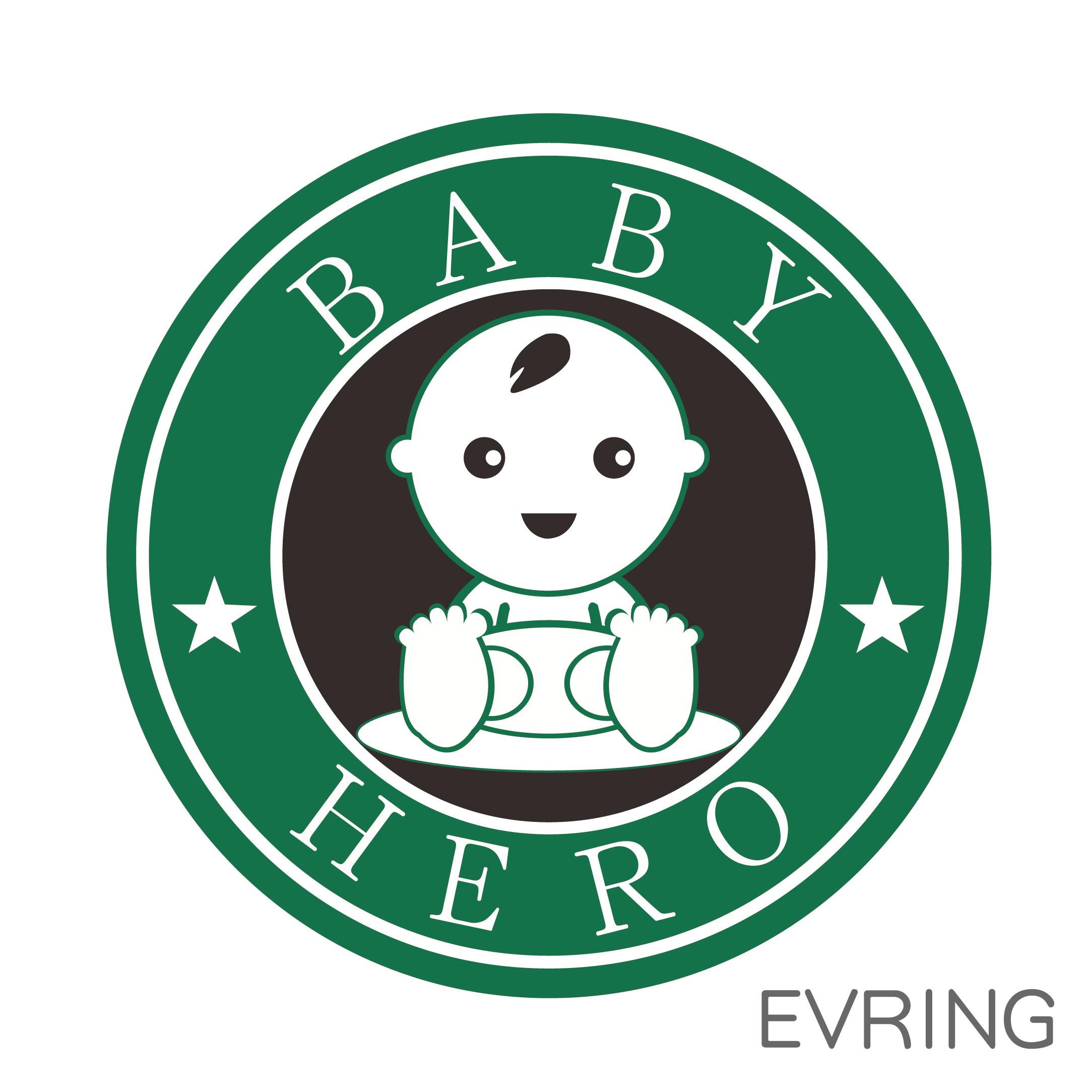 设计一个婴儿品牌图文logo