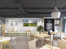 沱沱工社餐厅设计