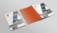 汽车膜产品画册设计