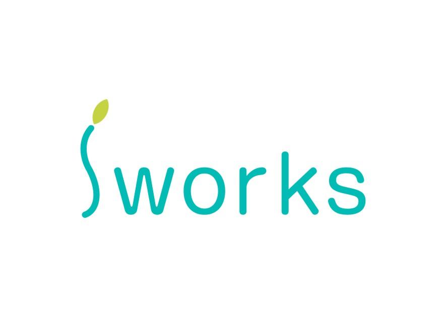 sj works公司logo设计图片