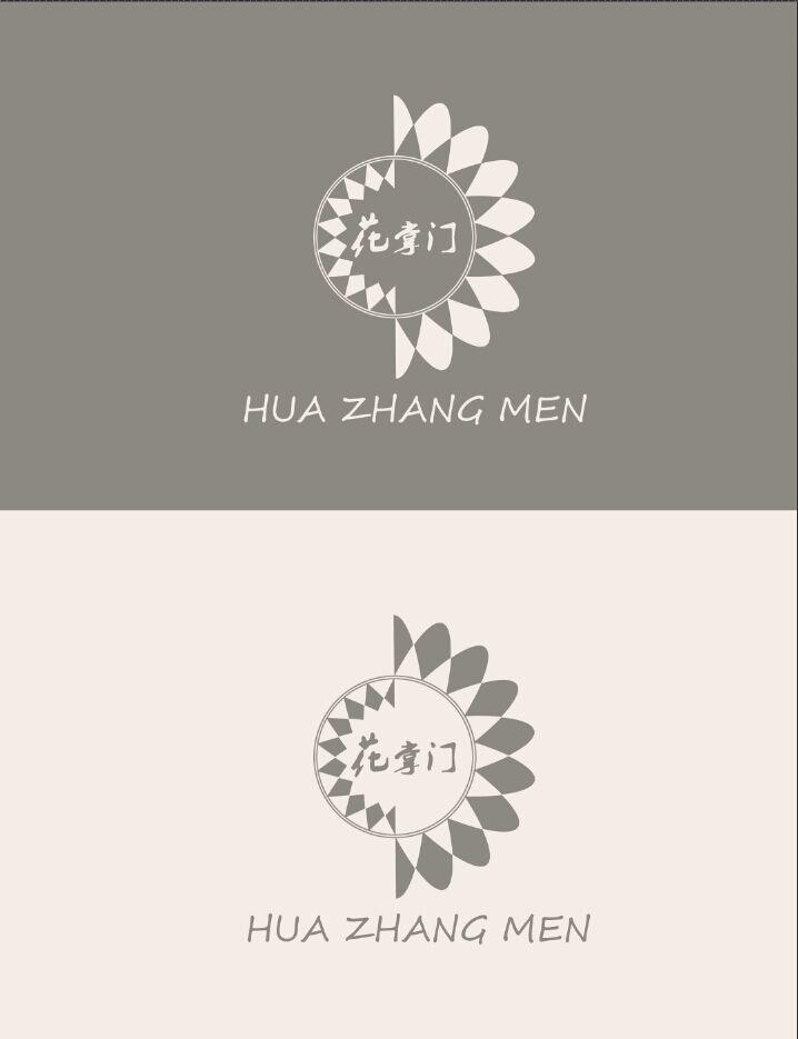 大学寝室logo设计图片展示