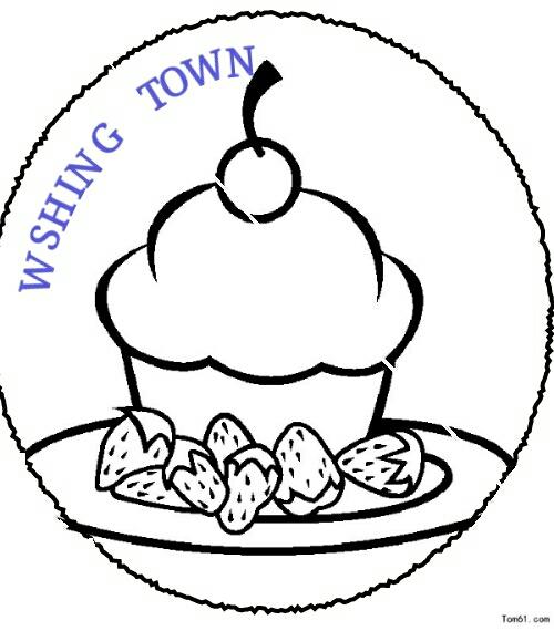 蛋糕烘焙店logo设计