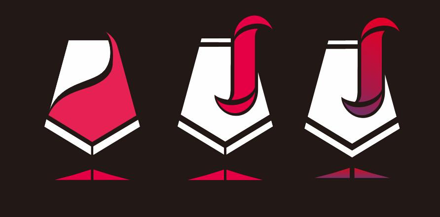 红酒桶矢量图标