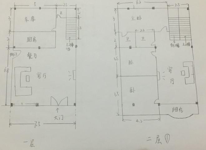农村自建房建筑图纸设计