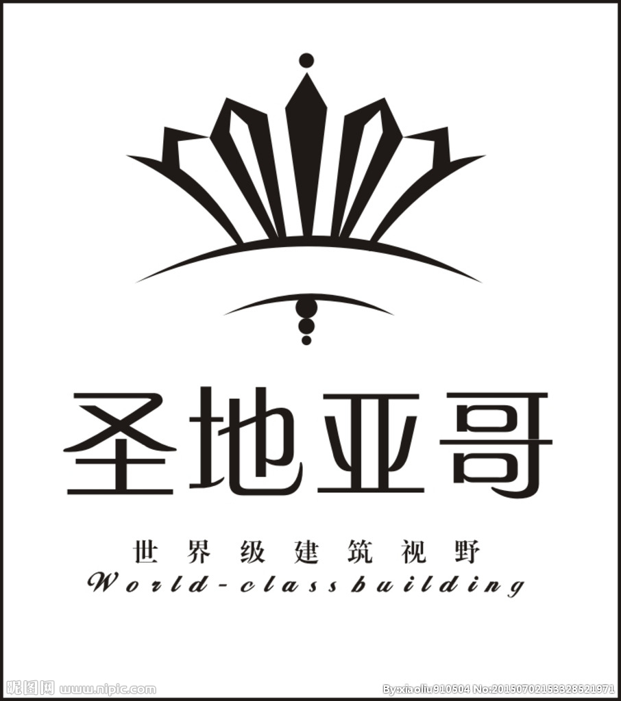 公司logo设计_天点广告案例展示_一品威客网
