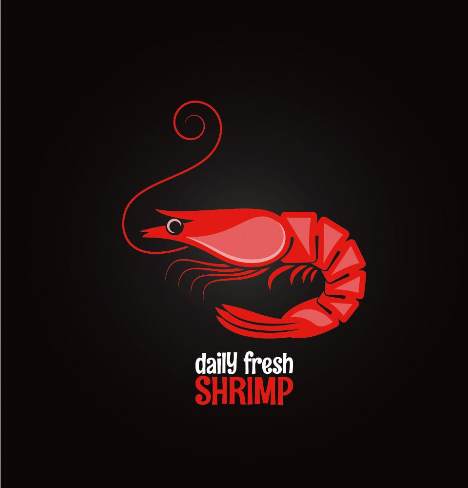 海洋logo图片 海产品logo设计