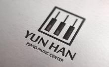 韵涵钢琴教育品牌设计