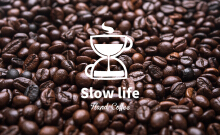 Slow Life 咖啡屋品牌设计