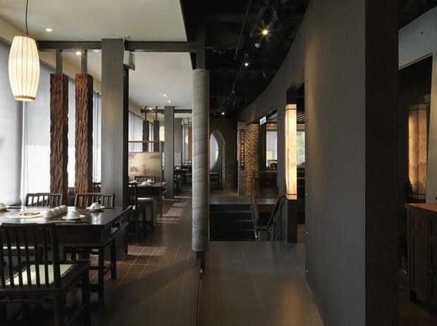 餐厅店面装修设计的基本步骤