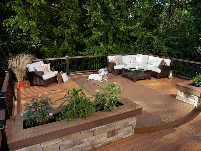 欧式别墅的庭院设计的打造方法