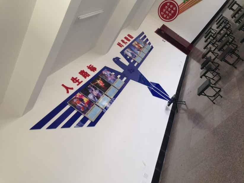 室内文化墙设计_天泽设计制作工作室案例展示