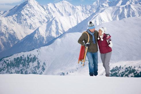 滑雪步骤分解图