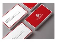 北京尚华传媒广告有限公司-名片设计(已有logo)