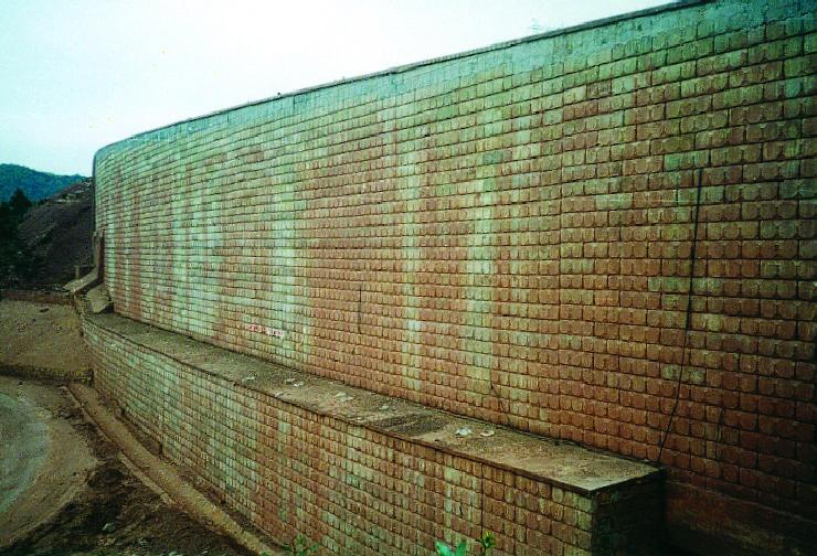 加筋土挡土墙设计的结构计算