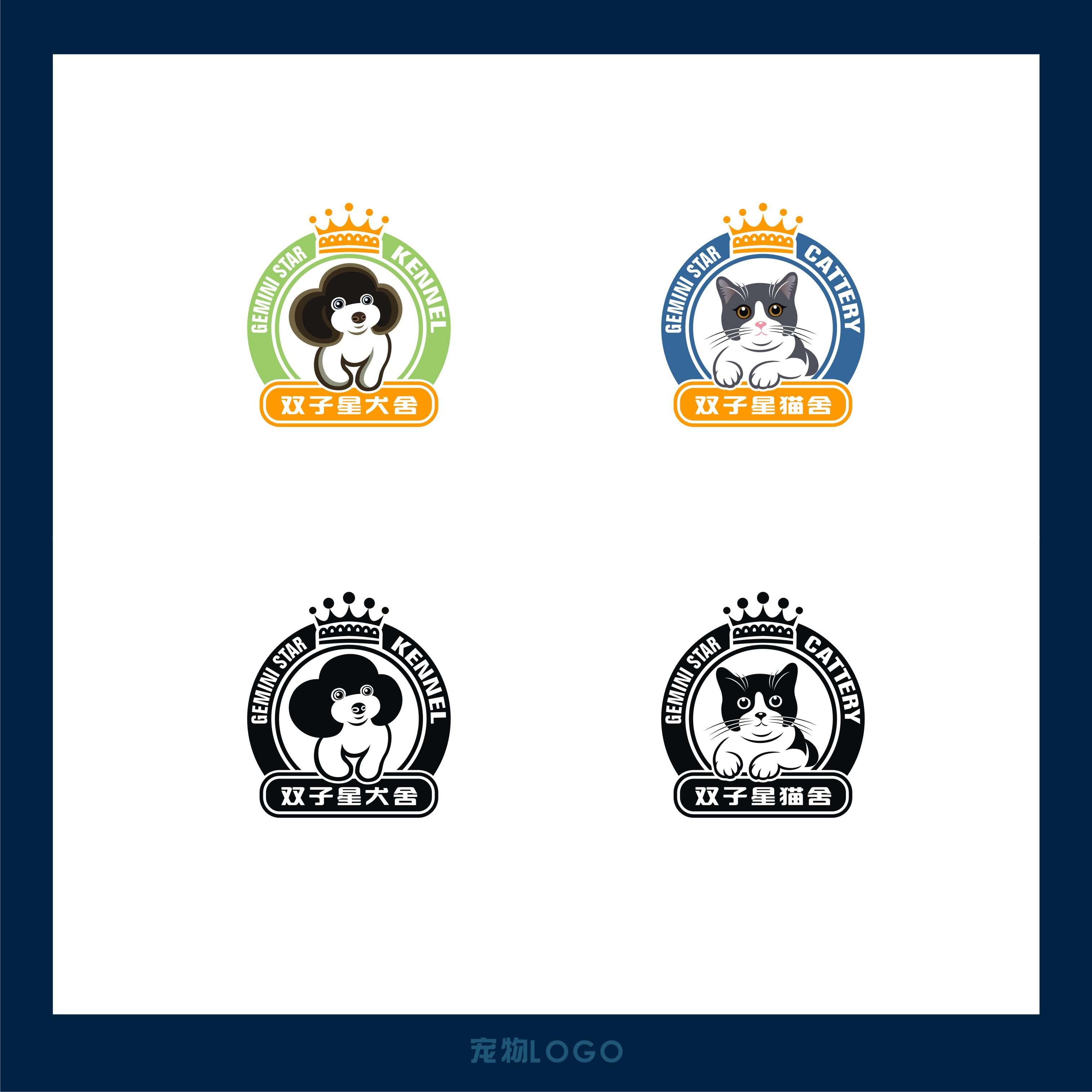 设计宠物logo