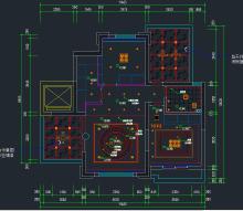 威客服务:[59095] CAD施工图