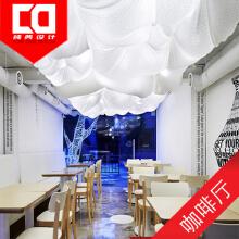 威客服务:[59112] 咖啡馆设计 餐厅酒吧 工业风格 复古风格 西餐厅