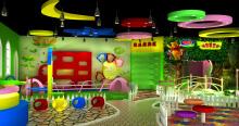 儿童乐园设计