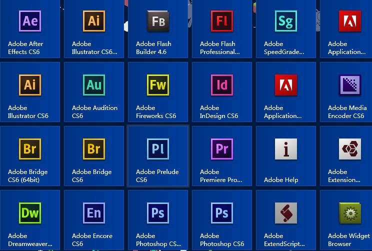 影视和动画美工软件工作流程