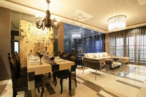 郑州样板房设计的地区特色