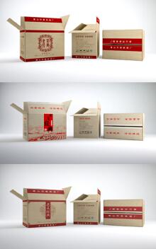 纸箱外包装设计