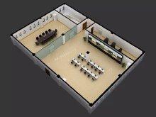 威客服务:[26488] 机房装修设计