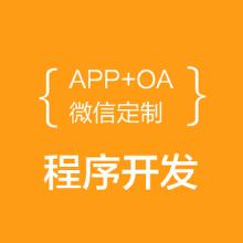 威客服务:[60118] 程序开发 APP OA 微店定制