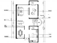 别墅平面布置设计(3张图)