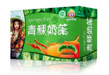 央尊奶茶包装设计