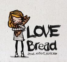 面包店插画设计