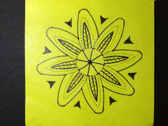 以花朵为原型的图案设计理念分析