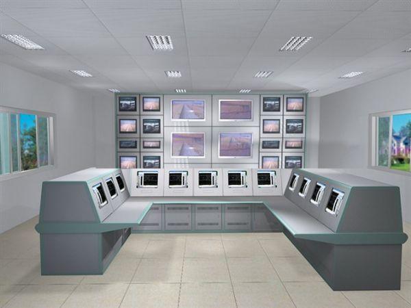 监控电视墙如何区分摄像机的区别