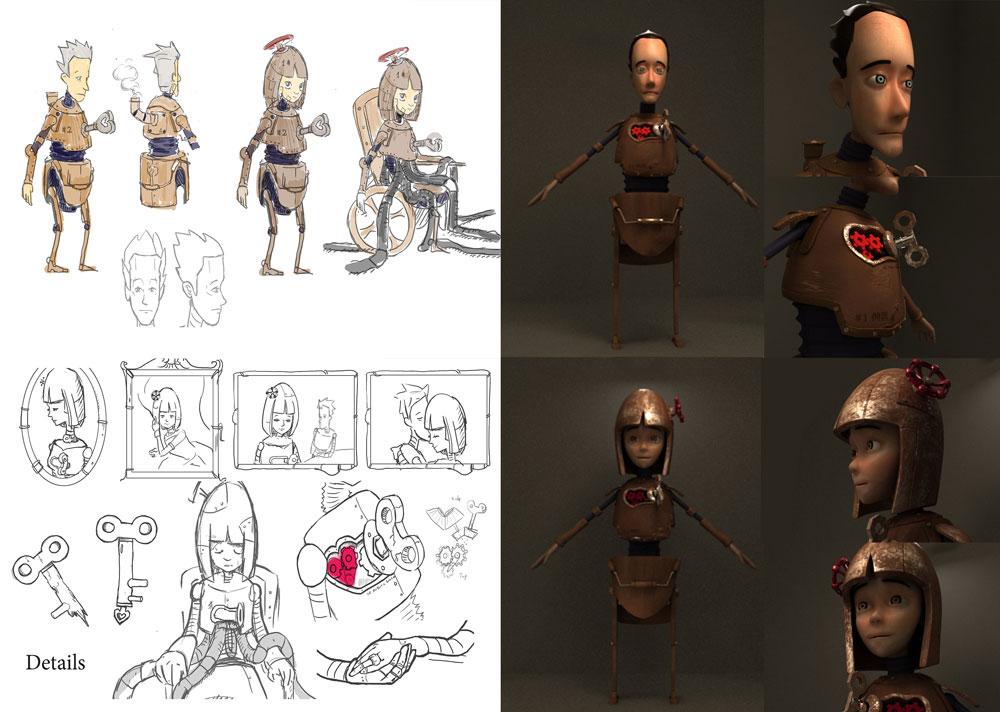 三维动画设计软件在电影中的运用情况