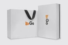 嗨,GO女装品牌VIS品牌创建设计