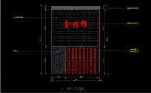 威客服务:[61761] 专业施工图制作