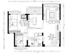 威客服务:[62076] 方案设计含施工图纸