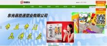 东光县胜通塑业有限公司建站案例