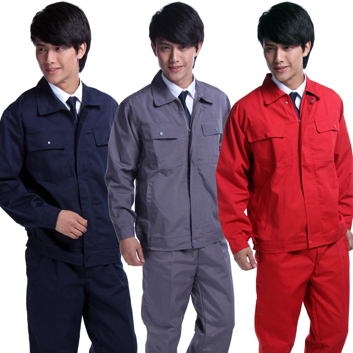 工作服定做的各种服装面料特点介绍