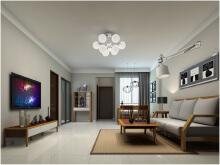威客服务:[62484] 东南亚风格客厅