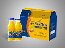 沙棘饮料包装