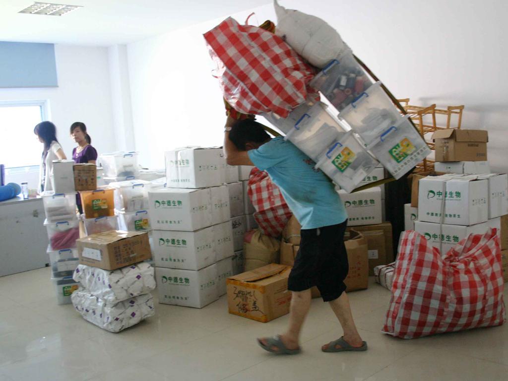住宅搬家为什么最好请搬家公司