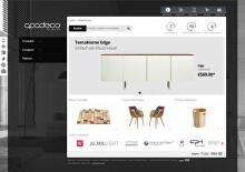 德国创意家居B2C网站